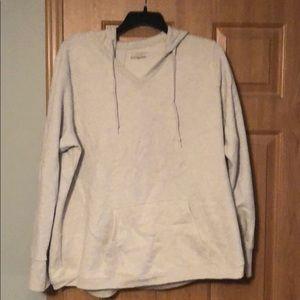 Plus size sweatshirt